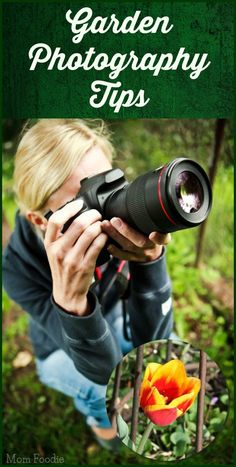 Garden Photography Tips