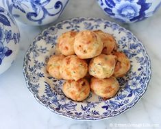Margherita Gougeres: Puffy, Cheesy Goodness | Urban Cottage Life Urban Cottage, French Cheese, Cheese Puffs, Easy Entertaining, Classic Italian, Tomato Soup, White Beans, Frozen, Good Things