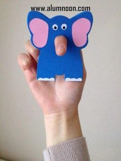 30 Animal Crafts Ideas - Early Childhood Education - Aluno On . - 30 Ideas for Animal Crafts – Kindergarten – Aluno On - Preschool Learning, Preschool Activities, Teaching Kids, Kids Crafts, Toddler Crafts, Early Childhood Education Degree, Elephant Crafts, Puppet Crafts, Art N Craft