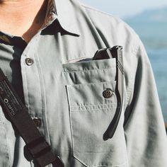 Huckberry Travel Shirt - LTD Edition   Huckberry - Howler Brothers