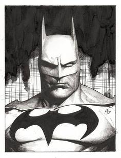 Batman by Adi Granov *