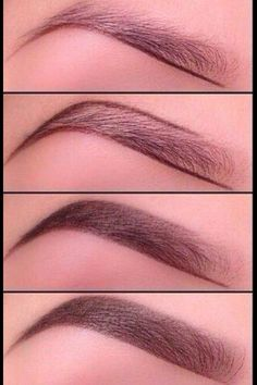 How to get the perfect Brows