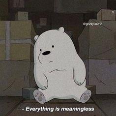We Are Bears, Ice Bear We Bare Bears, We Bear, Cute Disney Wallpaper, Cute Cartoon Wallpapers, Wallpaper Iphone Cute, Mood Wallpaper, Bear Wallpaper, Bear Meme