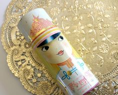 Vintage 1968 Avon Miss Lollypop Talc Powder I remember my mom buying me this