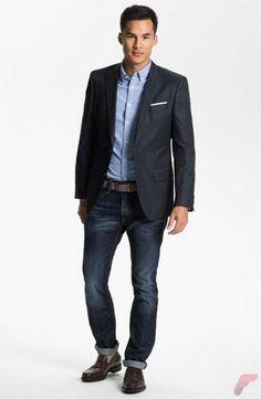 Men sport coat with jeans (36)