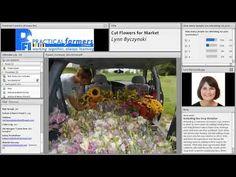 Cut Flower Production - Farminar - YouTube