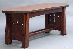 MACKINTOSH COFFEE TABLE