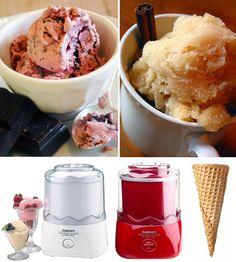 Ice Cream, Sorbet & Frozen Yogurt: The Full Roundup! @ The Kitchn