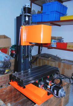 New Machine Build Show how to build a CNC machine from the very beginning to the end - Page 14