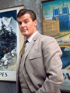 Roger Moore  October 14, 1927 – May 23, 2017