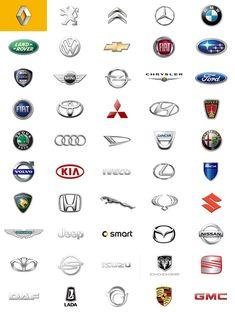 1000 ideas about logo voiture on pinterest. Black Bedroom Furniture Sets. Home Design Ideas
