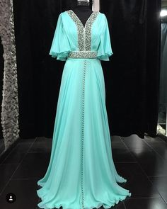 The Stylish And Elegant Gown In Peach Colour Looks Stunning And Gorgeous With Trendy And Fashionable Fabric Looks Extremely Attractive And Can Add Charm To An Evening Dresses With Sleeves, Evening Gowns, Traditional Fashion, Traditional Outfits, Elegant Dresses, Beautiful Dresses, African Fashion Dresses, Fashion Outfits, Morrocan Dress