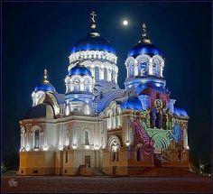 Православные храмы России.