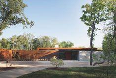 Richard Neutra, Residential Architecture, Contemporary Architecture, Architecture Design, Architecture Portfolio, Glass Facades, Metal Homes, Mid Century House, House And Home Magazine