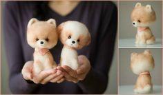 Amigurumi Little Dogs [Free Crochet Pattern]