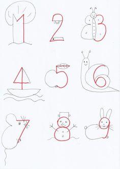 Numbers Preschool, Free Preschool, Preschool Crafts, Rules For Kids, Math For Kids, Free Kindergarten Worksheets, Kindergarten Math, Maternelle Grande Section, College Math