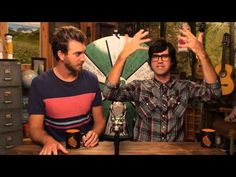 Rhett and Link at the White House - YouTube