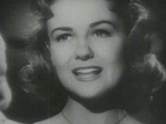 """Shelley Fabares - Johnny Angel [Full Video Edit] 1961  """"Johnny Angel"""" was written by Lyn Duddy and Lee Pockriss. The single premiered on an episode of Fabares' sitcom, The Donna Reed Show during the fourth season.["""
