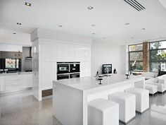 interior design kitchen white ideas HD Wallpapers