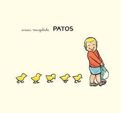 Ficha de Lectura Dialógica - Patos, Anaïs Vaugelade www.cuentosparacrecer.org