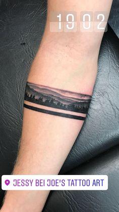 fa007105785ff Armband, Tattoo, Rhön, Unterarm, Jessy bei Joe's Tattoo Art #Maoritattoos  Maori