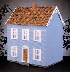 Simplicity Dollhouse Kit