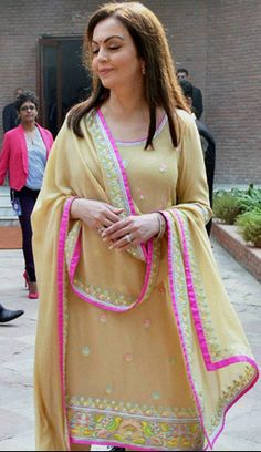 Top Indian fashion and lifestyle blog: Neeta Ambani and Kiran Rao in Agra