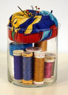 Återanvänd gamla glasljus! #jar #candlejar #partylite #sybehör Nye, Candle Jars, Candle Mason Jars