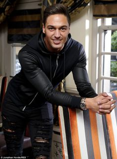 Prominent cast-members from reality show The Only Way Is Essex have reportedly been told off by programme bosses for not taking their filming and promotional commitments seriously. Mario Falcone, The Only Way, Diva, Men's Fashion, Boss, Swag, It Cast, Leather Jacket, Female