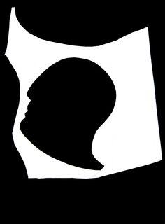 """andrea mattiello """"ombra""""2    collage su carta cm 25x35; 2012  #arte #art #artecontemporanea #artista #artistaemergente #creatoredimmagini #tecnicamista #carta #paper #collage"""
