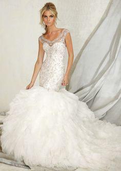 Trumpet Wedding Dresses Ideas | Wedding Sunny