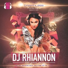 Welcome To The Party! (Recorded Live in Dominican Republic at Breathless Resort) NYE 2016 by DJ Rhiannon Nye 2016, Welcome To The Party, Dominican Republic, Dj, Dance, Live, Dancing, Ballroom Dancing
