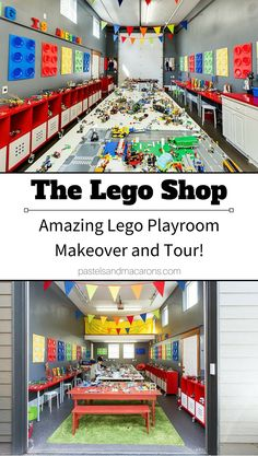 The Lego Room is a b