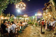 Weddings in Crete - Reception