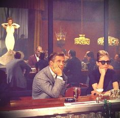 Breakfast at Tiffany's George Peppard, Audrey Hepburn