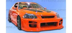 Honda Civic Duraflex R34 Body Kit