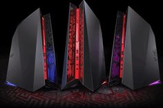 Borg-like G20CB systems from ASUS now come packing Nvidia GTX 1080s