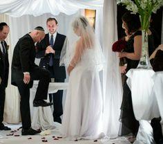 Real Modern Russian Jewish Wedding From Michael Novo Photography