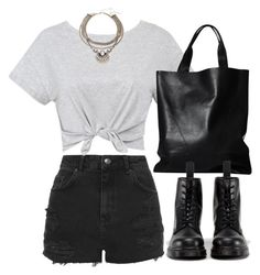 """""""Untitled #3157"""" by london-wanderlust ❤ liked on Polyvore featuring Topshop, London Edit and Forever 21"""