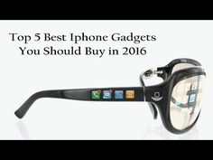 Top 5 Best Gadgets You Should Buy in 2016 - YouTube