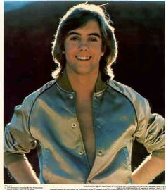 I had this poster of Shaun Cassidy.  sigh.