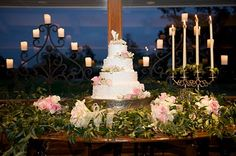 Wedding Cake Display, Linsey Hale Photography, Wedding LDS.info