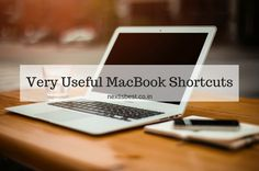 Here is the list of very useful MacBook shortcuts which will help you to work faster. No need to remember the shortcuts which you use rarely use NextIsBest