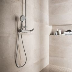 Luxury bathrooms 553661347922674738 - Source by sandrineetchebe Beige Bathroom, Boho Bathroom, Bathroom Renos, Modern Bathroom, Small Bathroom, Master Bathroom, Murs Taupe, Travertine Shower, Bathroom Design Luxury