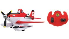 "PLANES FIRE & RESCUE 10"" DUSTY with remote control"