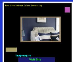 Navy Blue Bedroom Colors Decorating 191456 - The Best Image Search