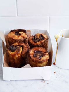 Sticky Caramel Buns. Yum .. These can't-stop-at-one caramel buns are based on the traditional Portuguese Easter bread folar da Páscoa. The traditional method involves complex folding and rolling, and closely guarded recipes.
