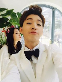 Yewon and Henry