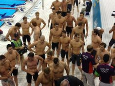 I dare you guys to spot your favorite swimmers! I see my two boys ;) hahahahahahahaha :D