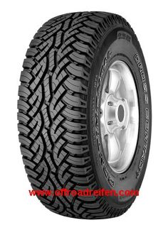 205/70R15 96T Continental CrossContact AT - Traktionsreifen (AT)